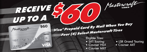 Mastercraft May 2017 Rebate